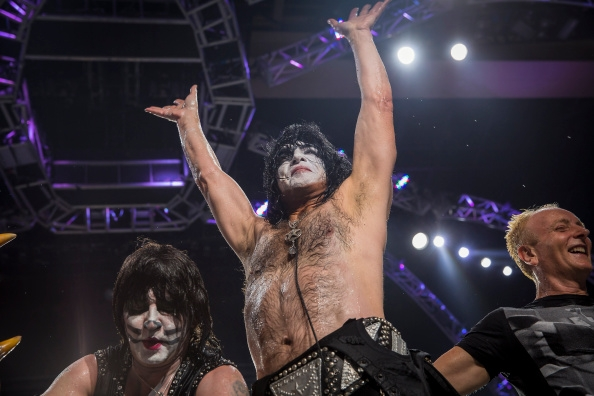 Kiss' Paul Stanley: 'Dave Grohl Is the Ken Burns of Rock Documentaries'